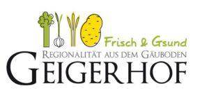 Geigerhof Gemüse
